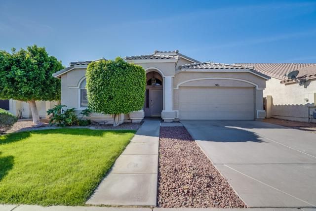 991 E Scott Avenue, Gilbert, AZ 85234 (MLS #5906110) :: Yost Realty Group at RE/MAX Casa Grande