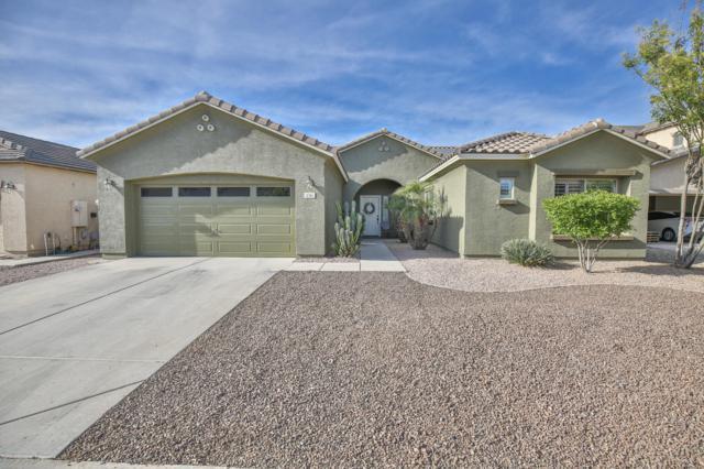 4316 E Del Rio Drive, San Tan Valley, AZ 85140 (MLS #5906277) :: Yost Realty Group at RE/MAX Casa Grande