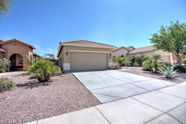 32351 N Hidden Canyon Drive, Queen Creek, AZ 85142 (MLS #5906301) :: Devor Real Estate Associates
