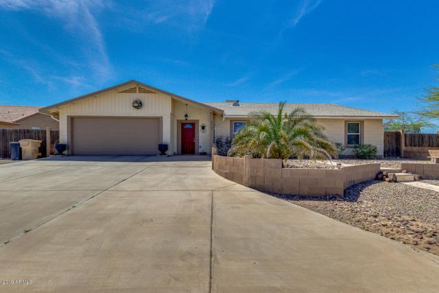 8547 W Magnum Drive, Arizona City, AZ 85123 (MLS #5906447) :: Yost Realty Group at RE/MAX Casa Grande