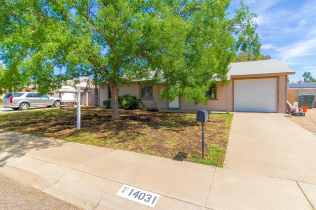14031 N 41ST Street, Phoenix, AZ 85032 (MLS #5906453) :: Yost Realty Group at RE/MAX Casa Grande