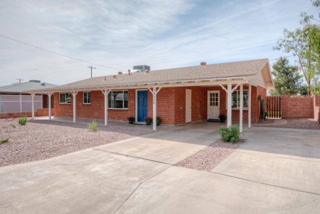 7439 E Holly Street, Scottsdale, AZ 85257 (MLS #5906696) :: Yost Realty Group at RE/MAX Casa Grande