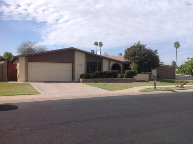 2628 W La Senda Circle, Mesa, AZ 85202 (MLS #5906959) :: Occasio Realty