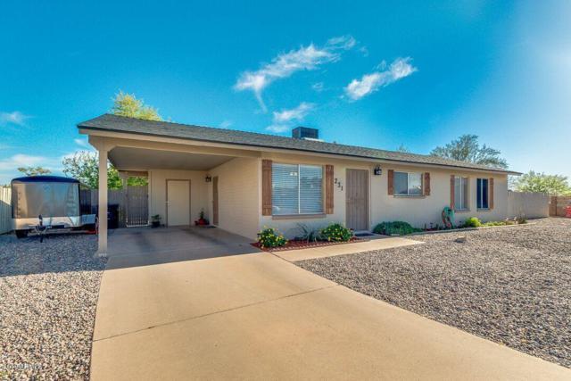 231 E Walton Avenue, Coolidge, AZ 85128 (MLS #5906977) :: Yost Realty Group at RE/MAX Casa Grande