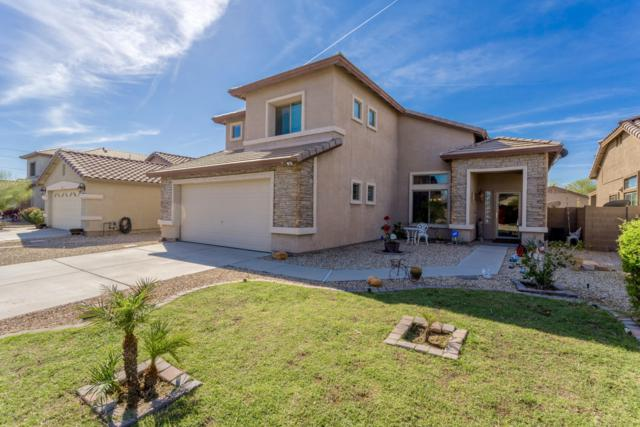 25541 W Pioneer Street, Buckeye, AZ 85326 (MLS #5906997) :: Yost Realty Group at RE/MAX Casa Grande