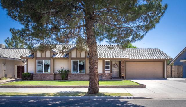 1433 E Ironwood Drive, Chandler, AZ 85225 (MLS #5907035) :: Yost Realty Group at RE/MAX Casa Grande