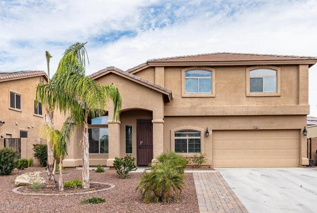 22026 W Lasso Lane, Buckeye, AZ 85326 (MLS #5907126) :: The W Group