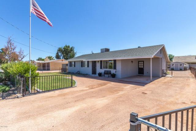 20421 E Ocotillo Road, Queen Creek, AZ 85142 (MLS #5907255) :: Yost Realty Group at RE/MAX Casa Grande