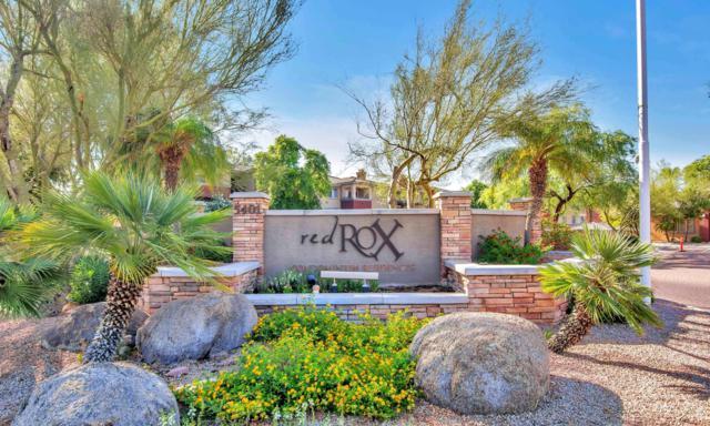 5401 E Van Buren Street #2119, Phoenix, AZ 85008 (MLS #5907283) :: The Wehner Group