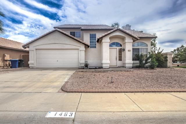 1463 W Park Avenue, Chandler, AZ 85224 (MLS #5907362) :: CC & Co. Real Estate Team