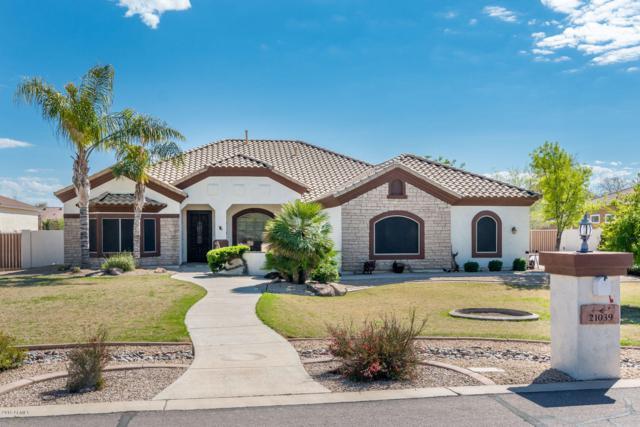 21039 E Pummelos Road, Queen Creek, AZ 85142 (MLS #5907524) :: Revelation Real Estate