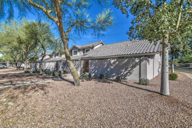 860 N Mcqueen Road #1156, Chandler, AZ 85225 (MLS #5907526) :: Yost Realty Group at RE/MAX Casa Grande