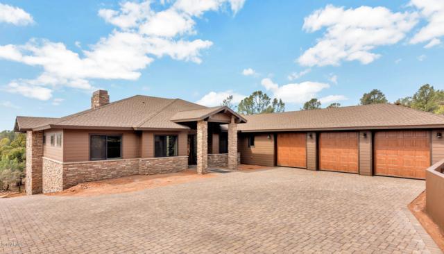 1111 N Scenic Drive, Payson, AZ 85541 (MLS #5907670) :: Yost Realty Group at RE/MAX Casa Grande
