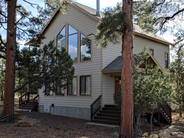 3470 Fence Post Drive, Heber, AZ 85928 (MLS #5907678) :: Yost Realty Group at RE/MAX Casa Grande