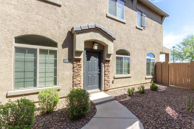 1350 S Greenfield Road #1165, Mesa, AZ 85206 (MLS #5907681) :: Yost Realty Group at RE/MAX Casa Grande