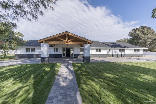 5317 N Monte Vista Drive, Paradise Valley, AZ 85253 (MLS #5907761) :: Yost Realty Group at RE/MAX Casa Grande