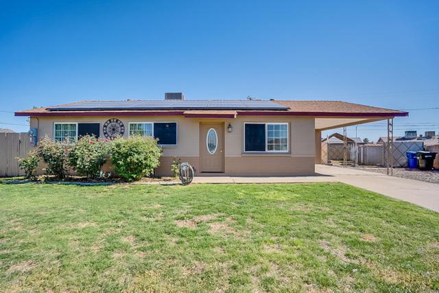 3039 W Aster Drive, Phoenix, AZ 85029 (MLS #5907932) :: Yost Realty Group at RE/MAX Casa Grande