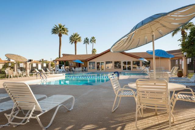 6721 E Mcdowell Road 311-B, Scottsdale, AZ 85257 (MLS #5908094) :: Yost Realty Group at RE/MAX Casa Grande