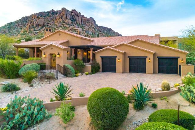 11344 E Chama Road, Scottsdale, AZ 85255 (MLS #5908099) :: Occasio Realty