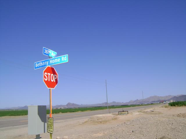 0 N 387th Avenue, Tonopah, AZ 85354 (MLS #5908230) :: Yost Realty Group at RE/MAX Casa Grande
