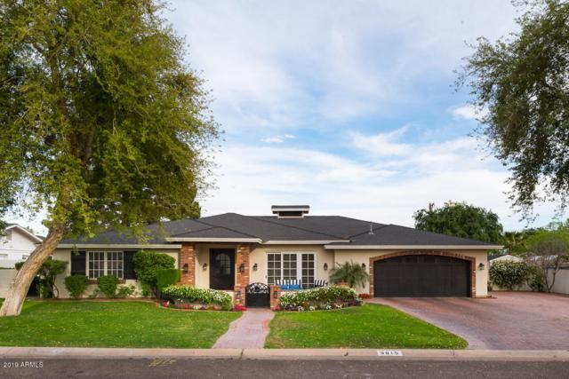 3815 N 54 Way, Phoenix, AZ 85018 (MLS #5908346) :: Yost Realty Group at RE/MAX Casa Grande