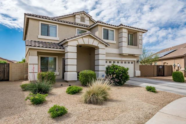 7616 S 70TH Lane, Laveen, AZ 85339 (MLS #5908497) :: Lux Home Group at  Keller Williams Realty Phoenix