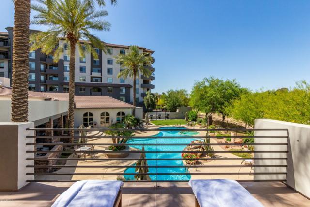 15802 N 71ST Street #201, Scottsdale, AZ 85254 (MLS #5908516) :: The Bill and Cindy Flowers Team