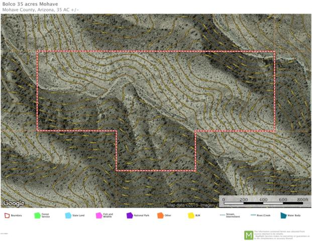 0 S Green Quartz Drive, Kingman, AZ 86401 (MLS #5908870) :: The Results Group