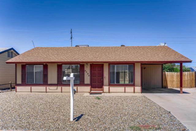 2322 W Olla Avenue, Mesa, AZ 85202 (MLS #5909061) :: Yost Realty Group at RE/MAX Casa Grande