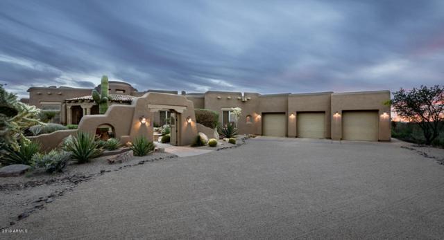 8400 E Dixileta Drive #164, Scottsdale, AZ 85266 (MLS #5909377) :: The Kenny Klaus Team