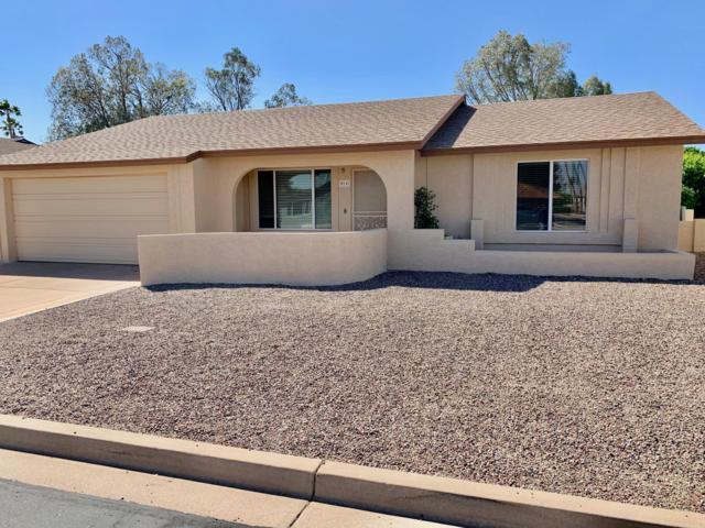 814 S 80TH Street, Mesa, AZ 85208 (MLS #5909453) :: Yost Realty Group at RE/MAX Casa Grande