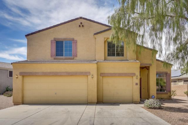17614 N Avelino Drive, Maricopa, AZ 85138 (MLS #5909525) :: RE/MAX Excalibur