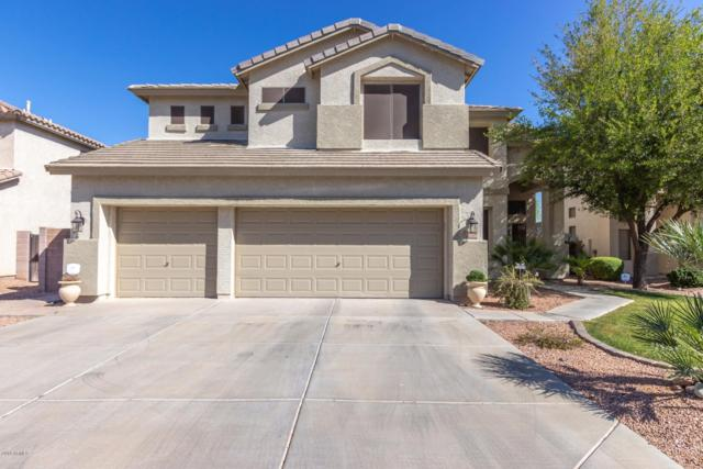 2912 E Runaway Bay Place, Chandler, AZ 85249 (MLS #5909589) :: Devor Real Estate Associates