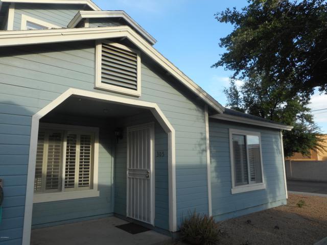 510 N Alma School Road #305, Mesa, AZ 85210 (MLS #5909651) :: Yost Realty Group at RE/MAX Casa Grande
