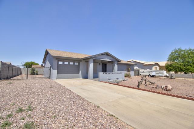 10342 W Greyback Drive, Arizona City, AZ 85123 (MLS #5909973) :: Yost Realty Group at RE/MAX Casa Grande