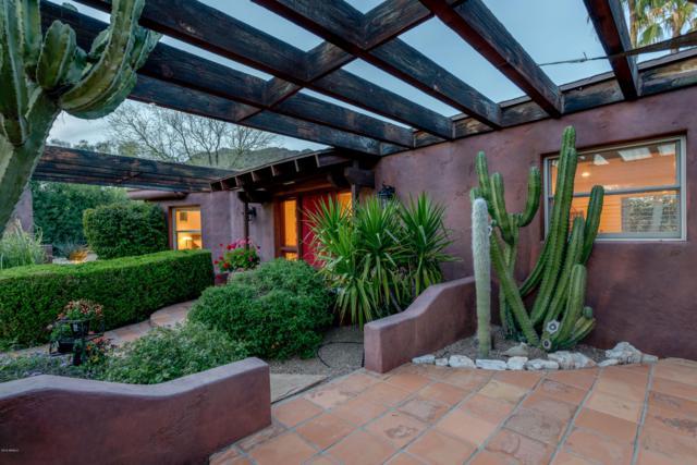 6635 N Smoke Tree Lane, Paradise Valley, AZ 85253 (MLS #5910128) :: Yost Realty Group at RE/MAX Casa Grande