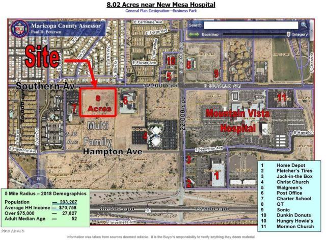 9721 E Southern Avenue, Mesa, AZ 85208 (MLS #5910230) :: RE/MAX Excalibur