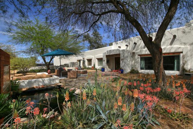 6341 N Mockingbird Lane, Paradise Valley, AZ 85253 (MLS #5910290) :: Power Realty Group Model Home Center