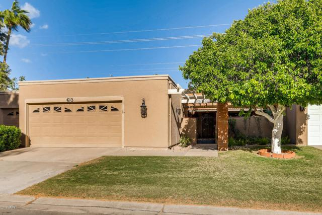63 E Leisure World, Mesa, AZ 85206 (MLS #5910299) :: Yost Realty Group at RE/MAX Casa Grande