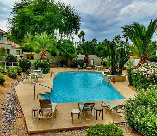 10401 N 52ND Street #126, Paradise Valley, AZ 85253 (MLS #5910349) :: Power Realty Group Model Home Center