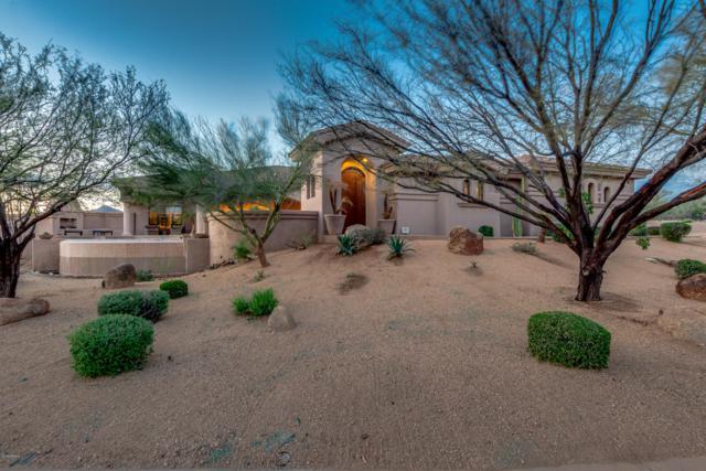 10618 E Rising Sun Drive, Scottsdale, AZ 85262 (MLS #5910387) :: The Bill and Cindy Flowers Team