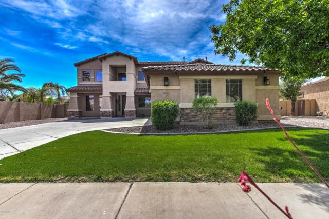 21838 S 185TH Place, Queen Creek, AZ 85142 (MLS #5910443) :: The Everest Team at My Home Group