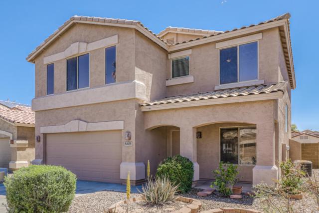549 E Red Rock Trail, San Tan Valley, AZ 85143 (MLS #5910457) :: Yost Realty Group at RE/MAX Casa Grande