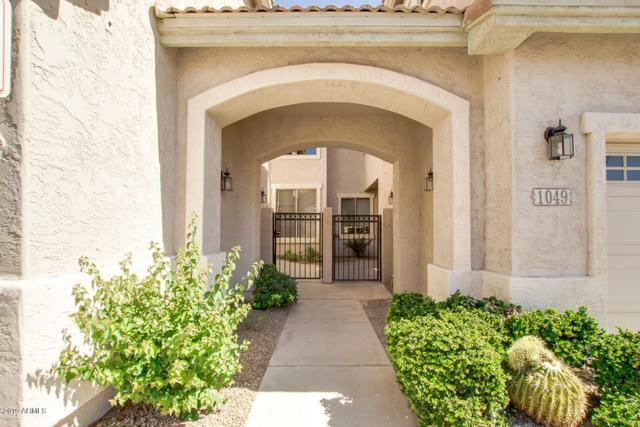 1024 E Frye Road #1050, Phoenix, AZ 85048 (MLS #5910588) :: Yost Realty Group at RE/MAX Casa Grande