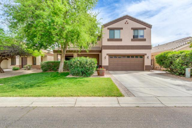 1525 E Heather Drive, San Tan Valley, AZ 85140 (MLS #5910641) :: The Everest Team at My Home Group