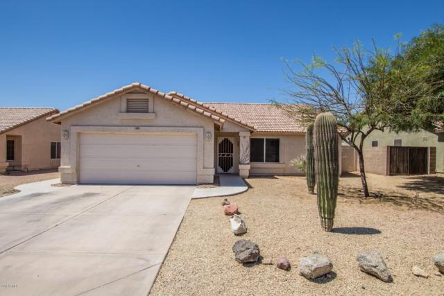 1340 S Valley Drive, Apache Junction, AZ 85120 (MLS #5910709) :: Yost Realty Group at RE/MAX Casa Grande