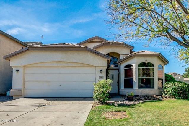 583 E Cathy Drive, Gilbert, AZ 85296 (MLS #5910841) :: Yost Realty Group at RE/MAX Casa Grande