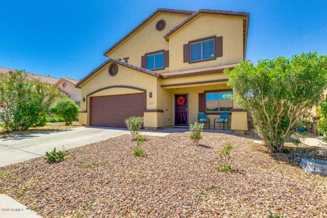 19748 N Alma Drive, Maricopa, AZ 85138 (MLS #5910879) :: Realty Executives