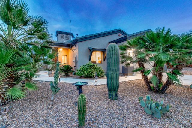 1253 N Fairway Drive, Eloy, AZ 85131 (MLS #5910945) :: Yost Realty Group at RE/MAX Casa Grande