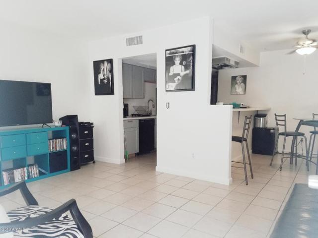 18202 N Cave Creek Road #117, Phoenix, AZ 85032 (MLS #5910959) :: Homehelper Consultants